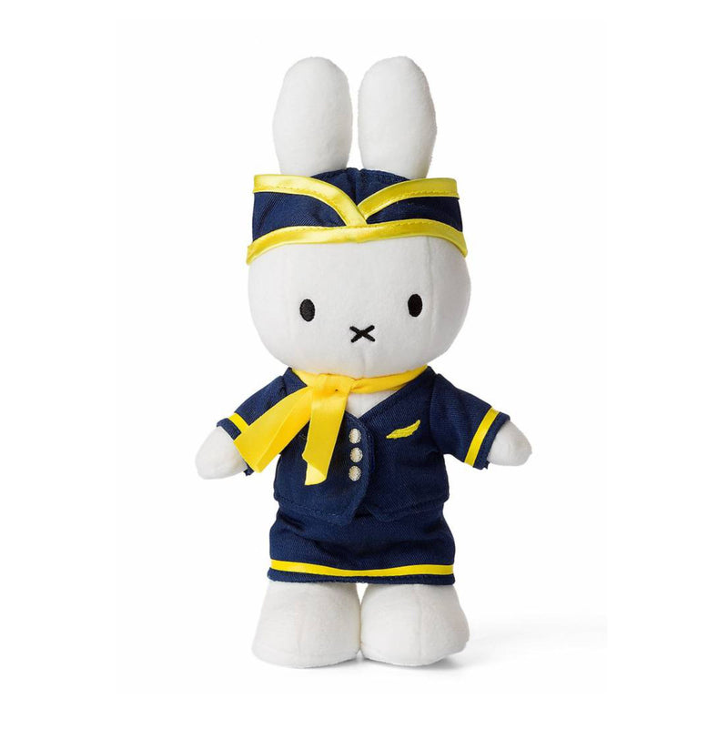 Miffy 24cm Dolls, Dark Blue Stewartdress