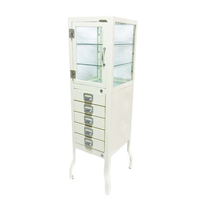 Dulton Dentist Cabinet with 5 Drawers W40xD45cm