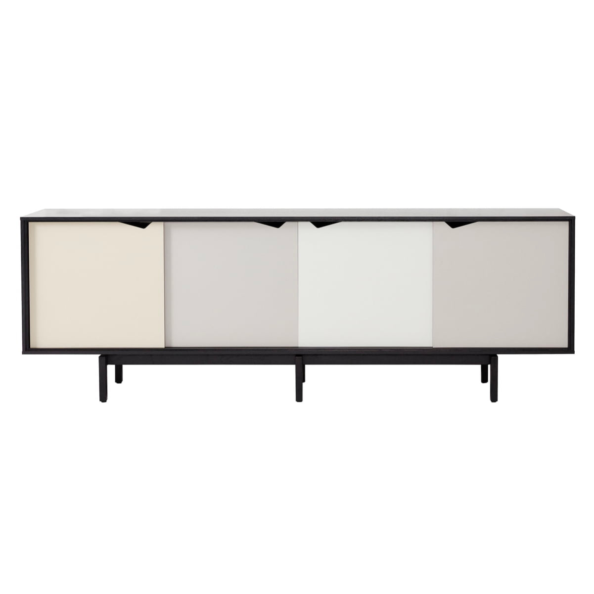 Andersen S1 sideboard, black lacquered oak