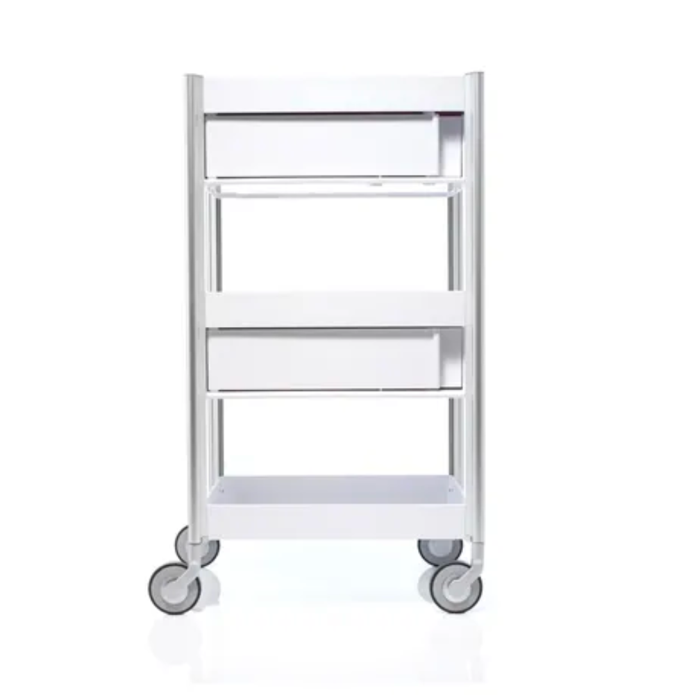 Studio Domo Ally High 2 Drawers Trolley