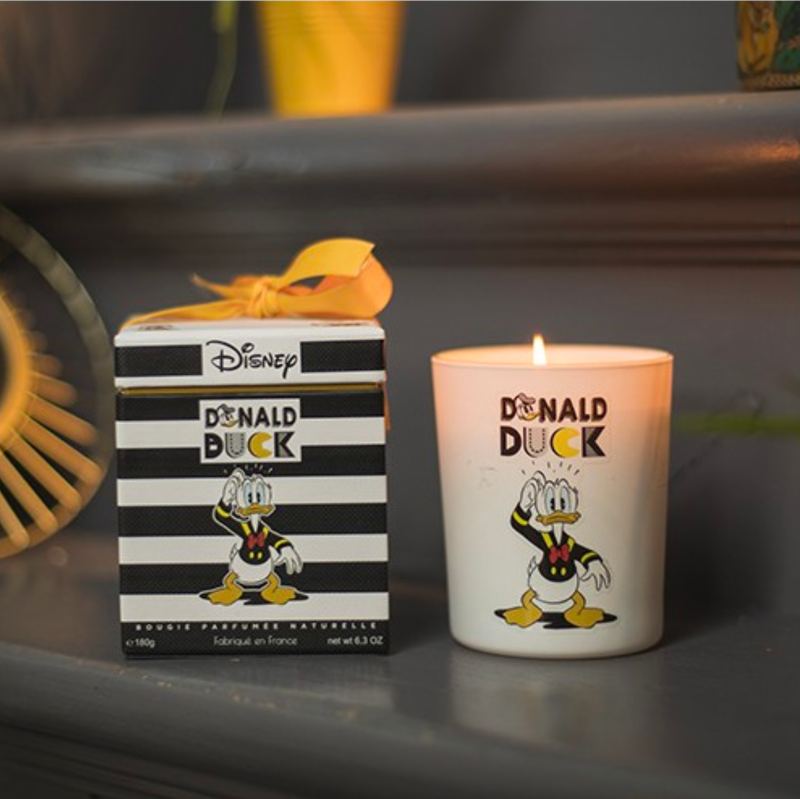 Maison Francal Donald Duck 180g Vegetal Scented Candle