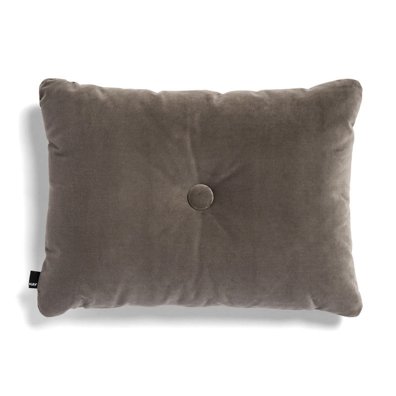 HAY Dot Soft Cushion, warm grey