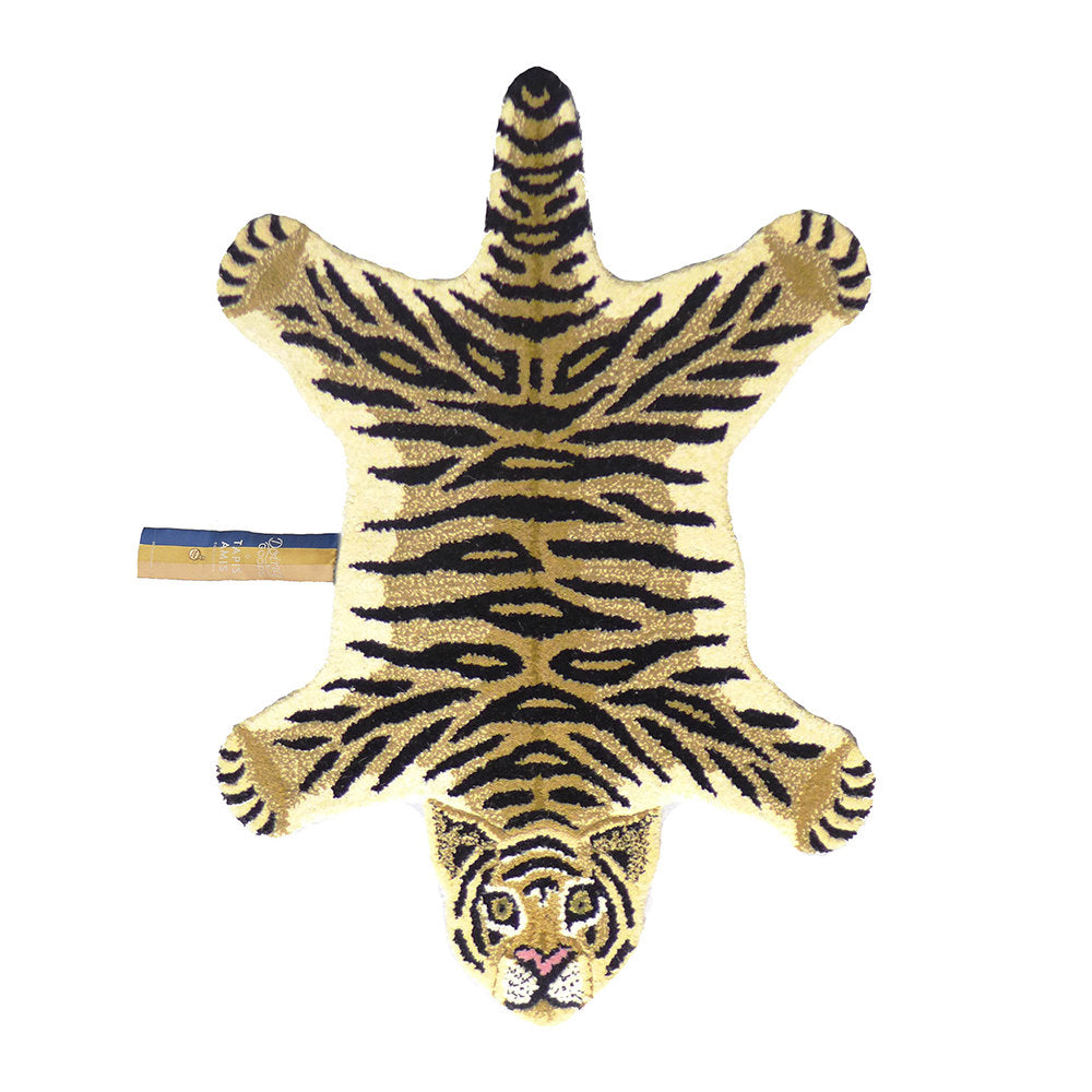 Doing Goods Tiger Rug 92x63cm