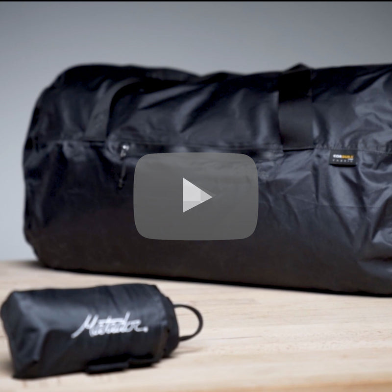 Matador Transit30 Packable Duffle , Charcoal
