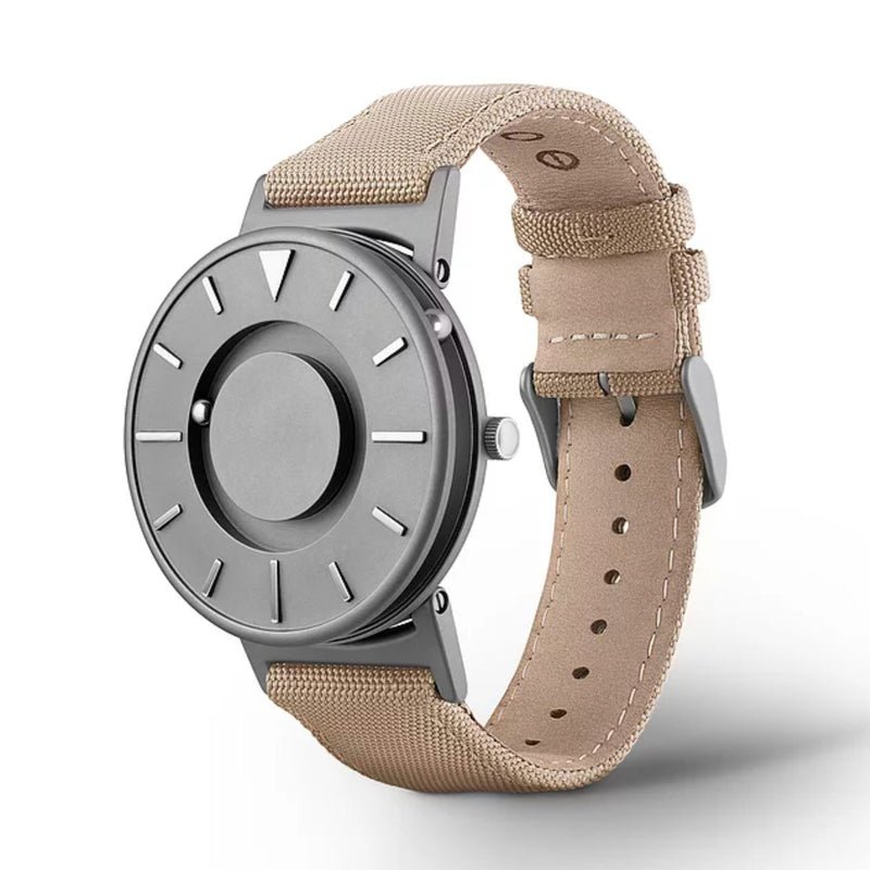 EOne Bradley Canvas Khaki Watch