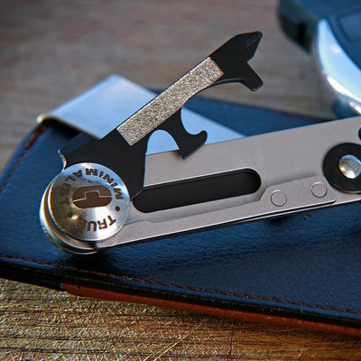 True Utility Minimalist Pocket Tools