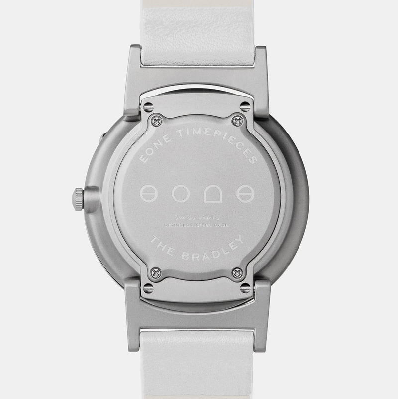 Eone Bradley Element Watch White