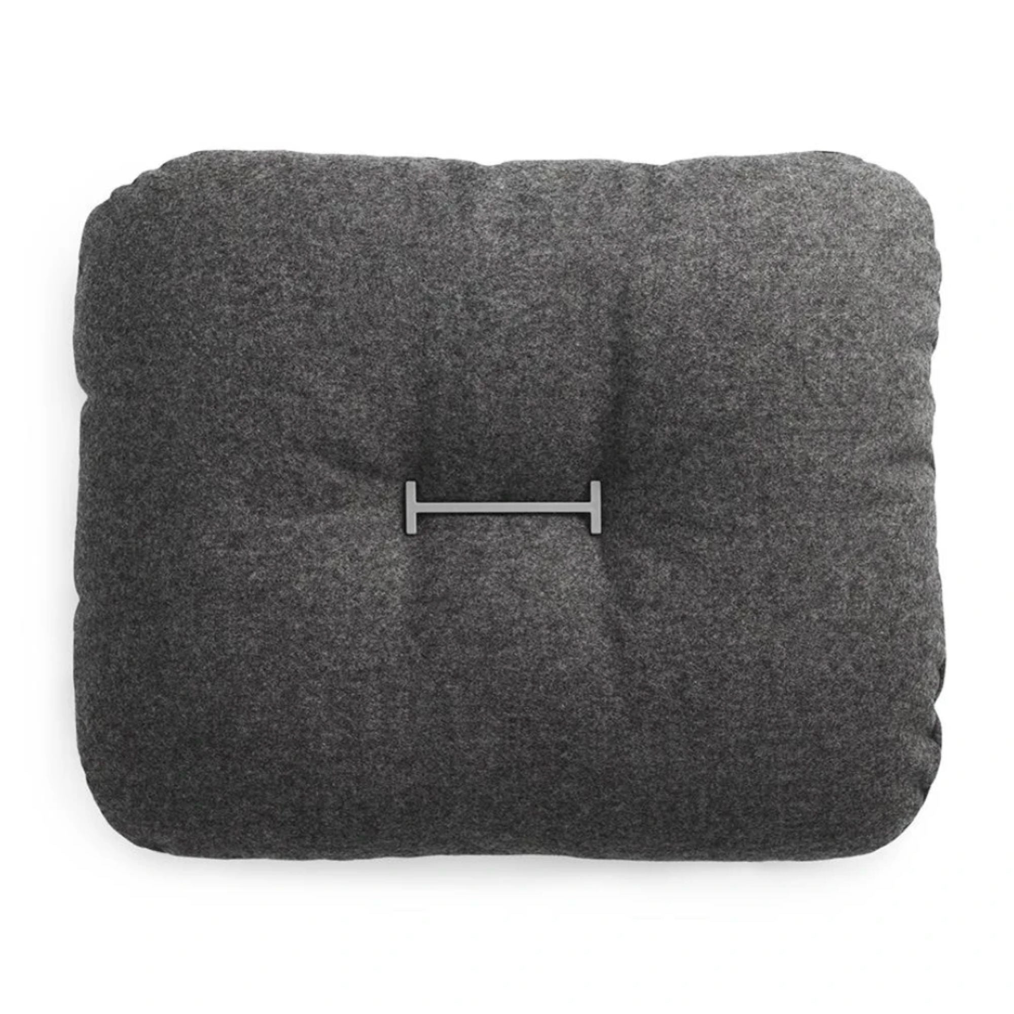 Normann Copenhagen Hi cushion, dark grey