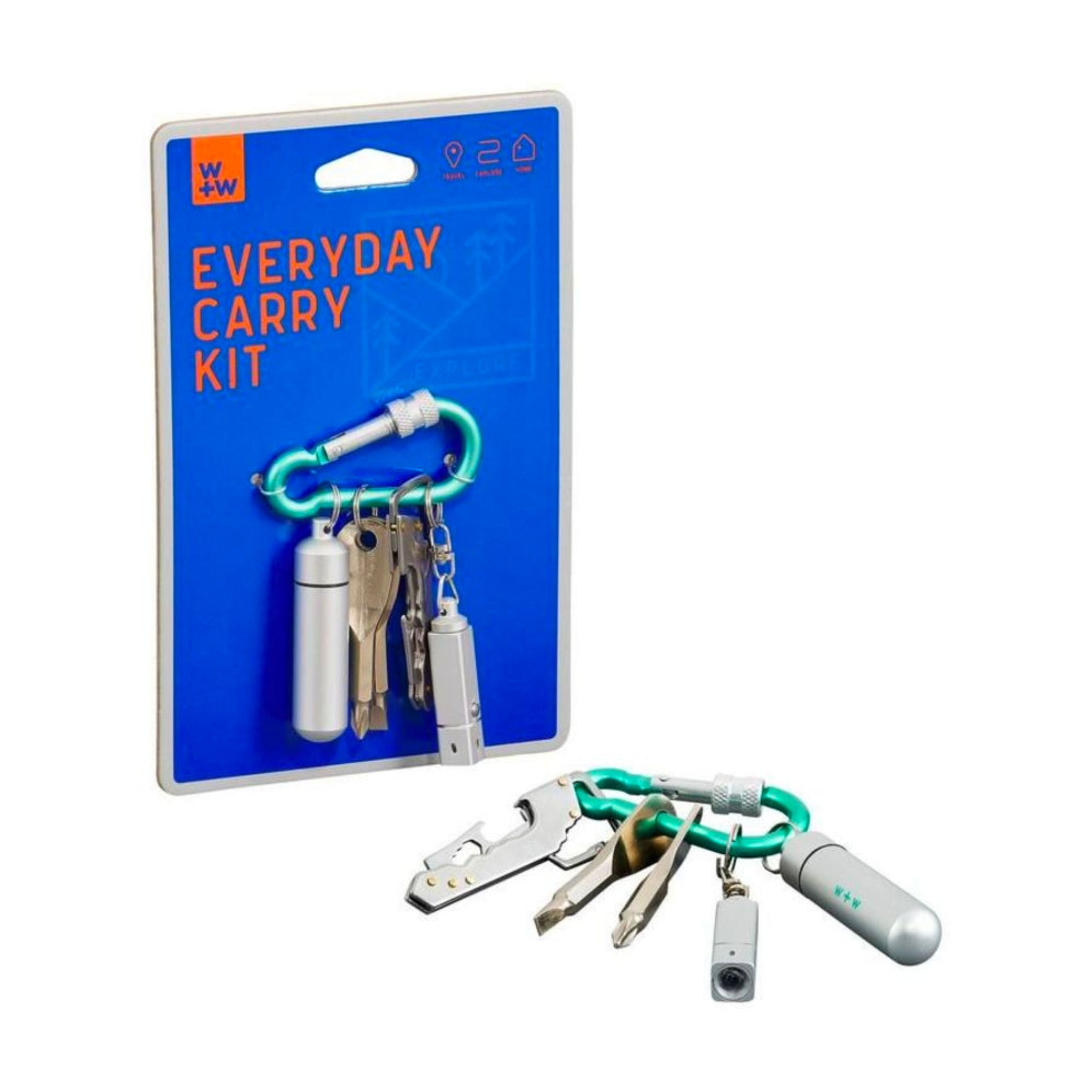 W+W Every Day Carry Kit