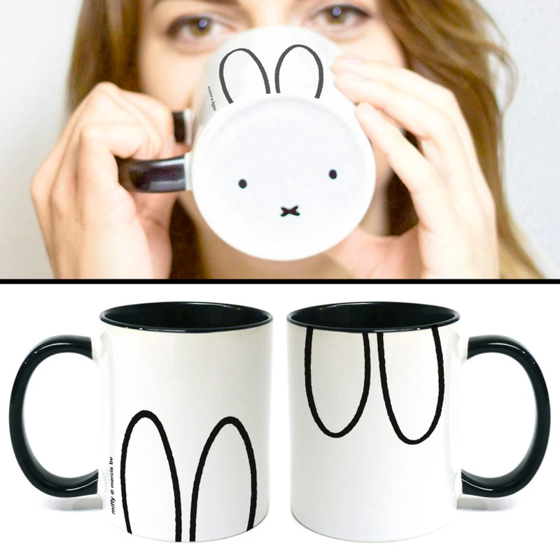 Miffy Porcelain Mug 11oz , Face