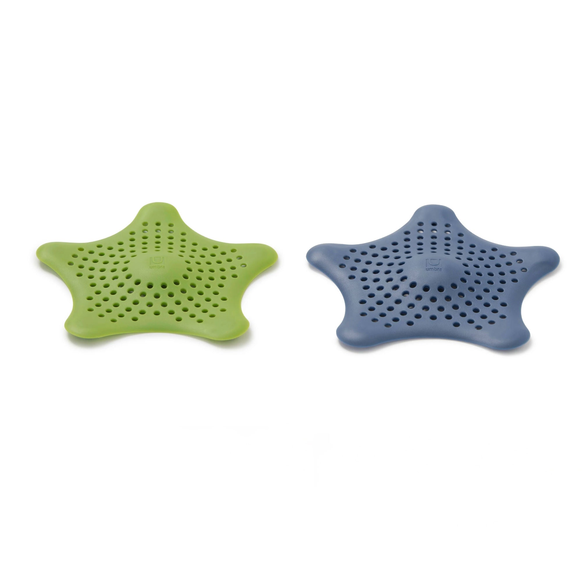 Umbra Starfish hair catcher, set of 2