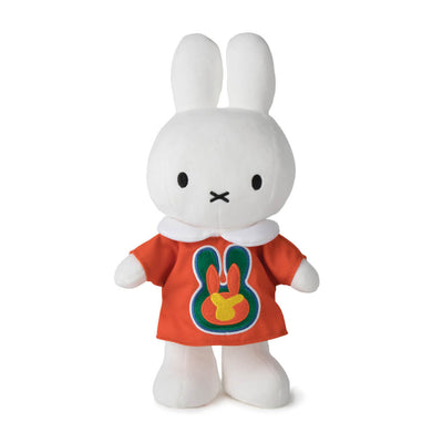 65 Years Limited Edition | Miffy Fashion Design plush doll 34cm , Evolution