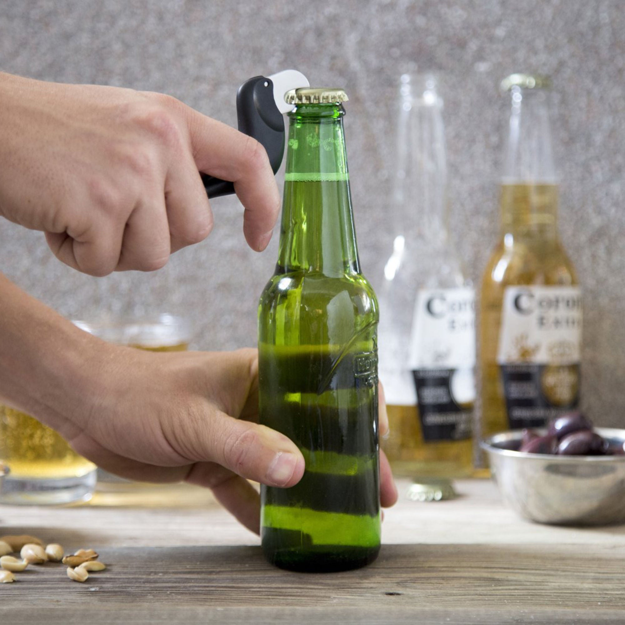 Peleg Design Beerdy Bottle Opener
