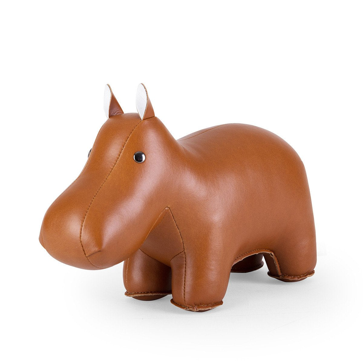 Zuny Bookend Hippo