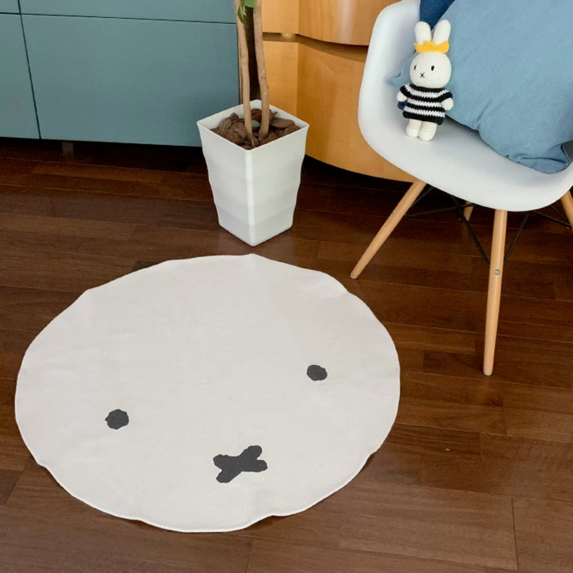 Pluto Miffy Floor Matt