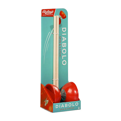 Wild and Wolf Ridley's Game Diabolo