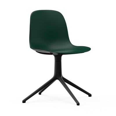 Normann Copenhagen Form chair, swivel, black