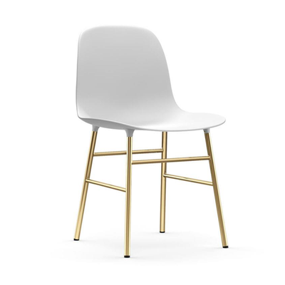 Normann Copenhagen Form chair, brass