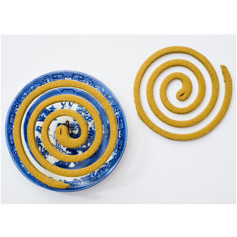 Ispiral Porcelain Mosquito Coil Holder
