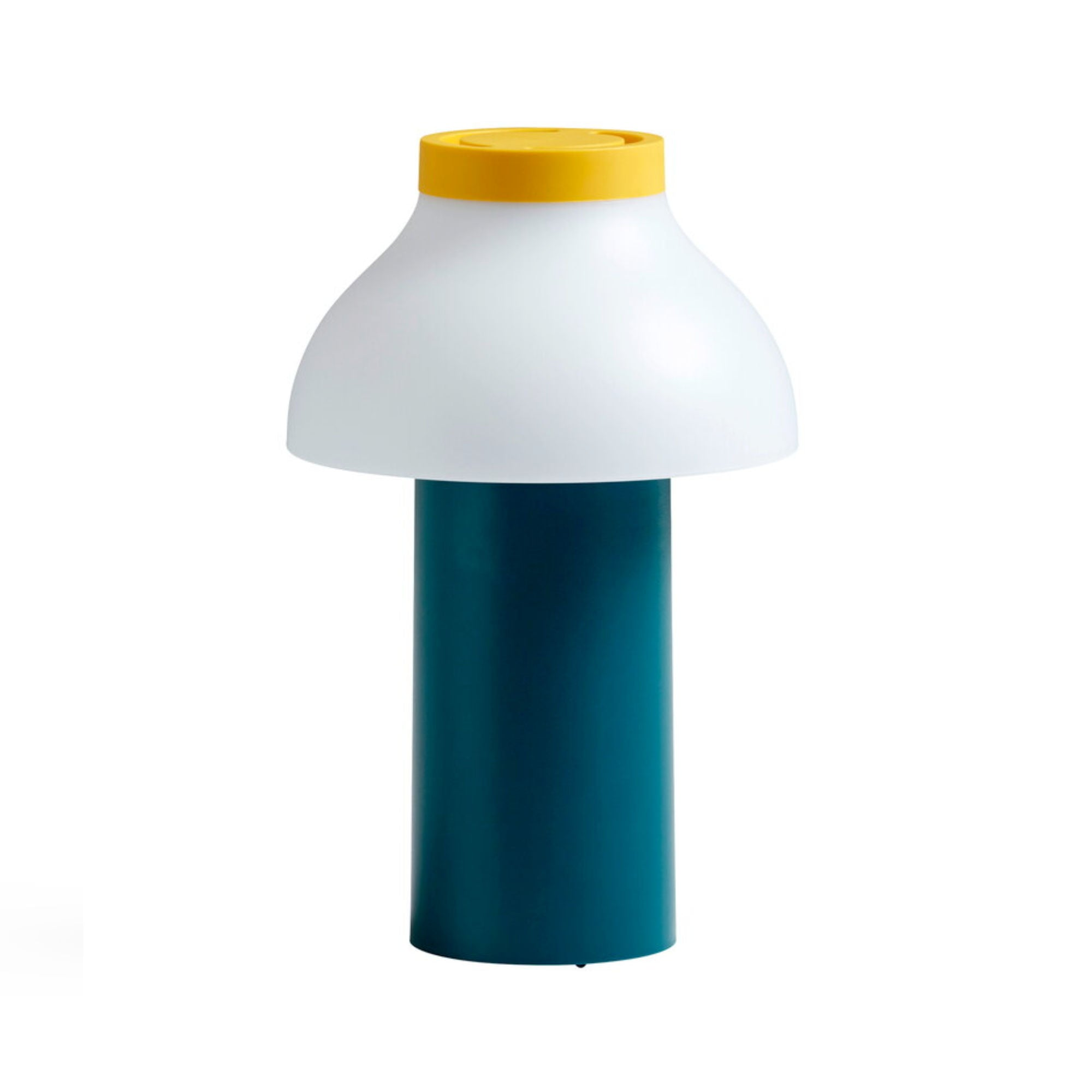Hay PC Portable lamp, ocean green (outdoor)