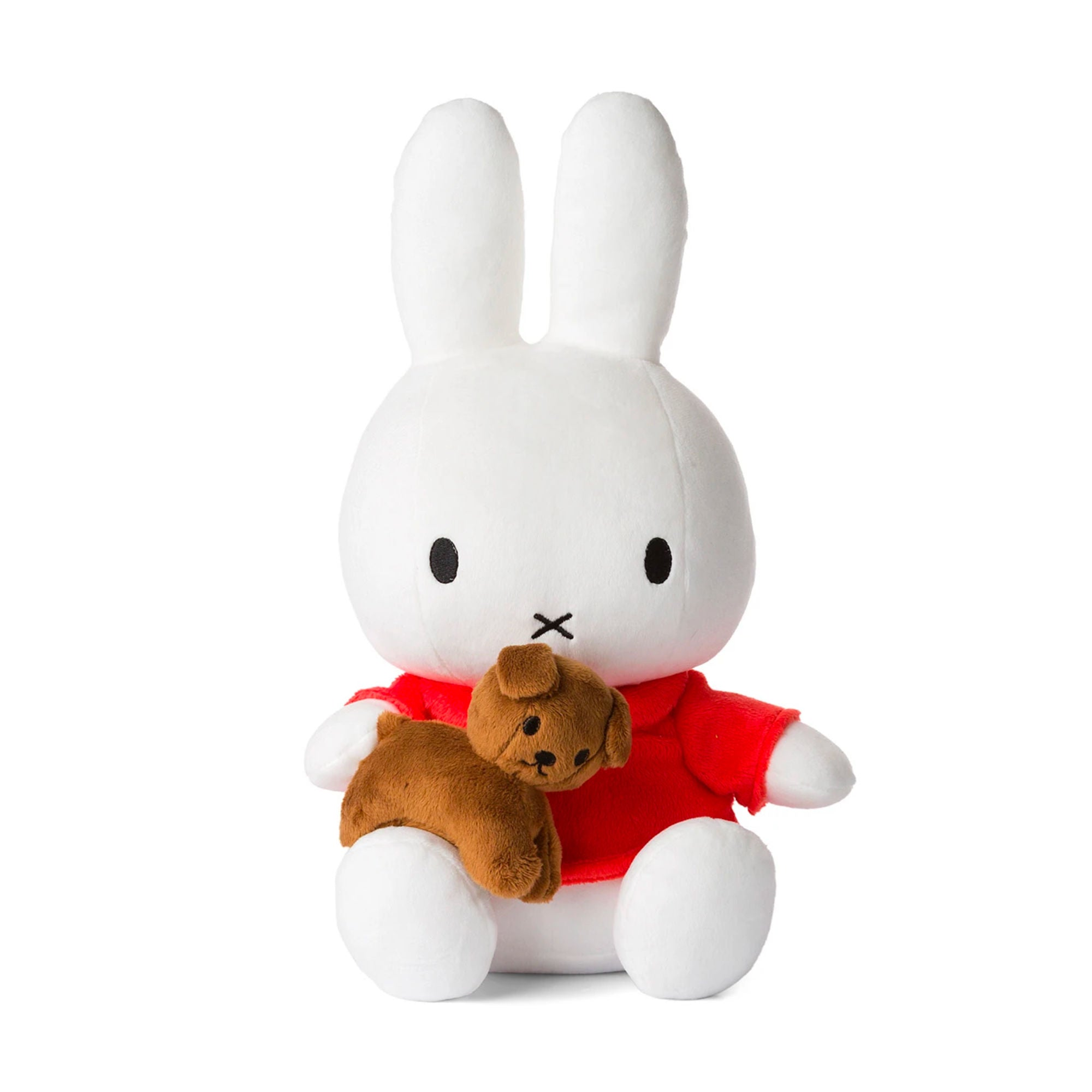 Miffy with Sniffy Sitting