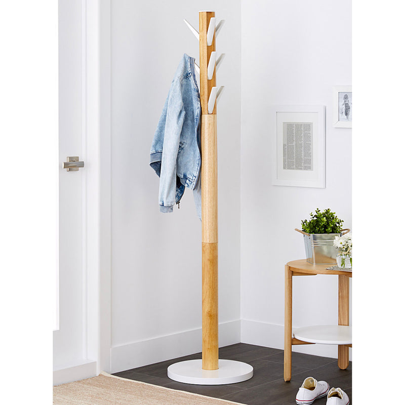 Umbra Flapper coat rack, natural