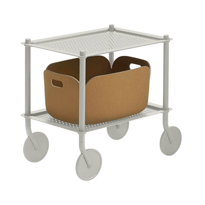 Muuto Flow Trolley 2-Layer , Grey
