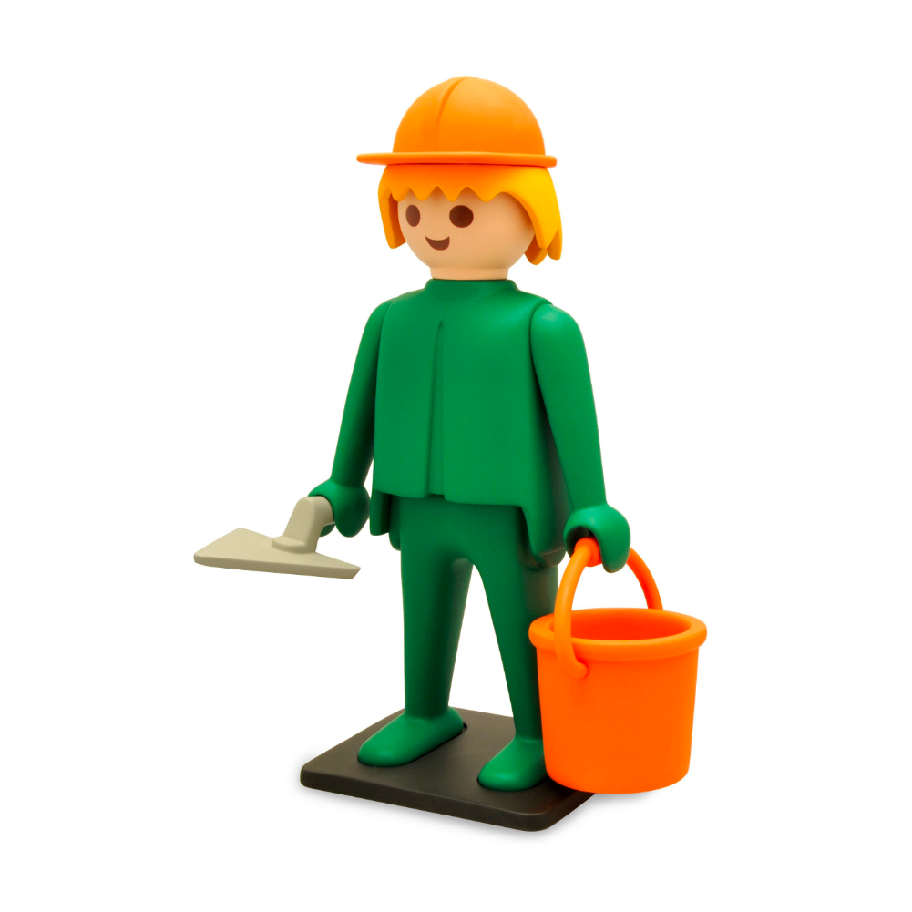 Playmobil Vintage The Worker Figure