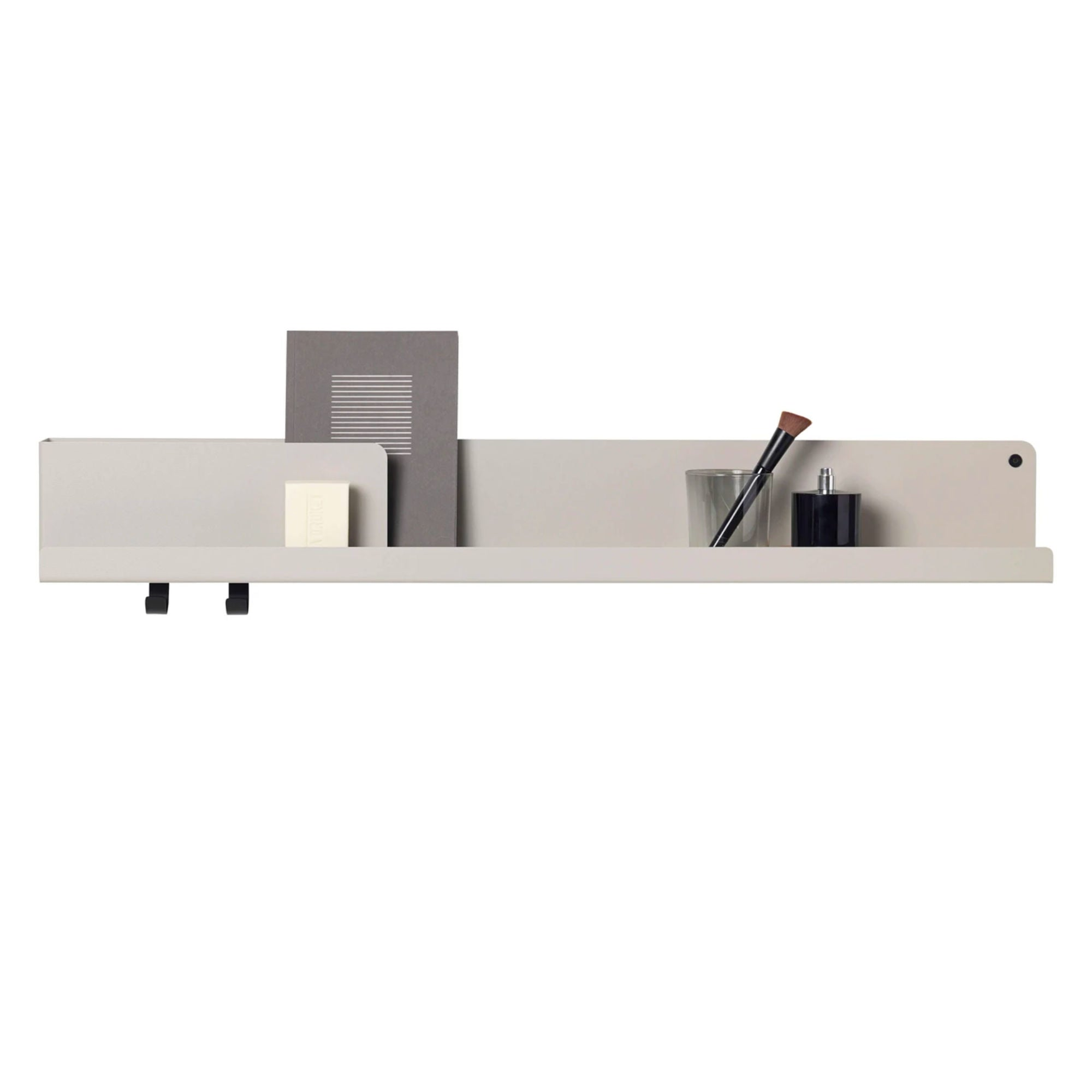 Muuto Folded Shelves 96x13cm , Grey