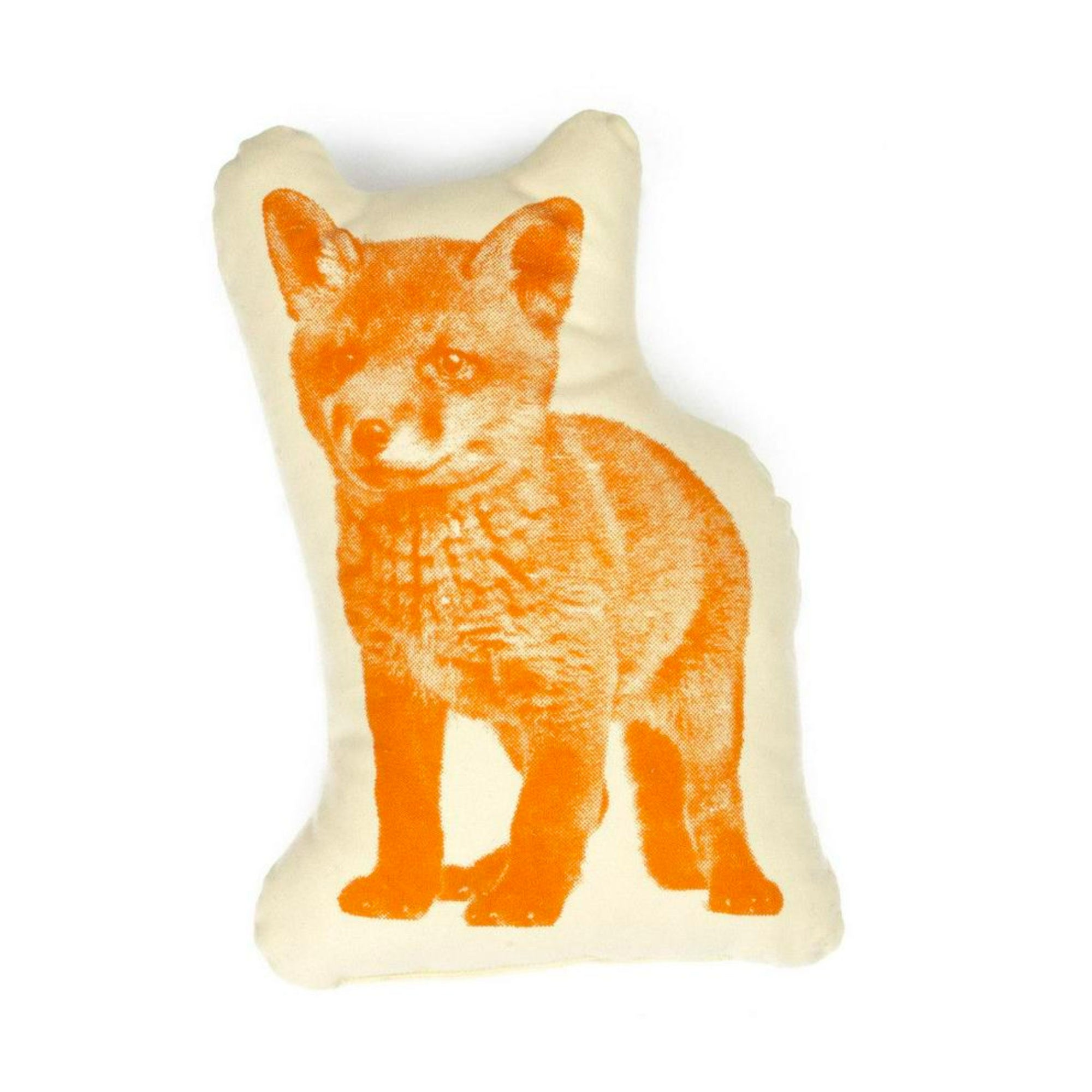 Areaware Pico Animal cushion, fox