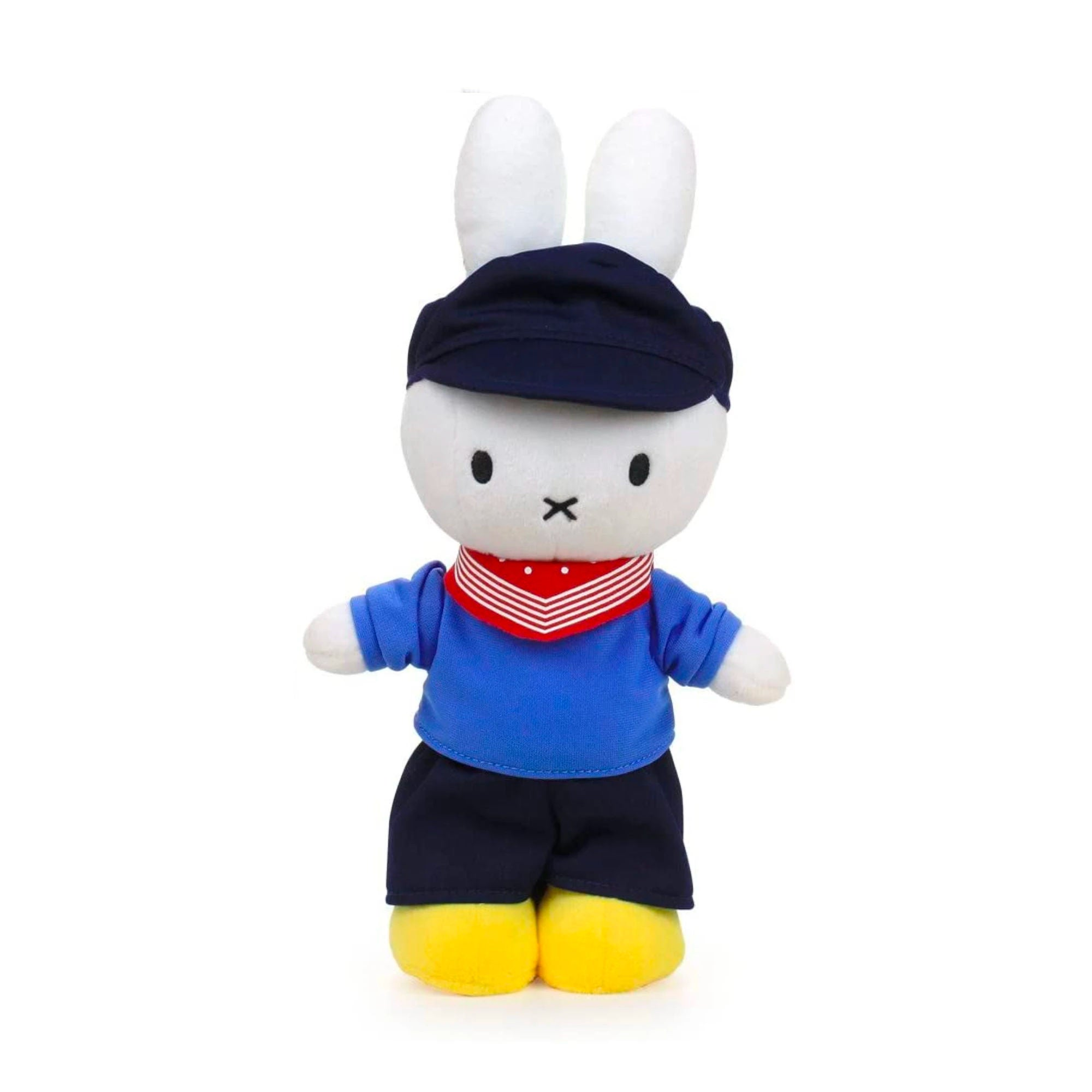 Miffy Soft Toy 24cm , Farmer