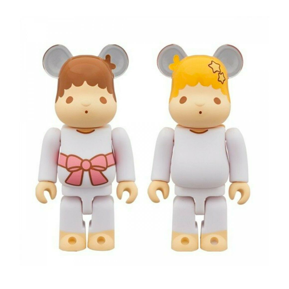 Medicom Toy BE@RBRICK Little Twin Stars 400%