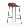 Normann Copenhagen Form barstool 65cm, chrome