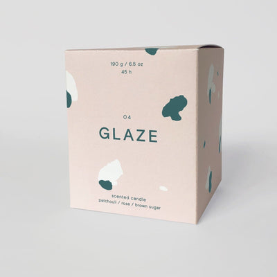 'Glaze' Scented Candle