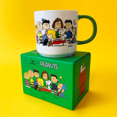 Peanuts Coffee Mug 330ml , Gang
