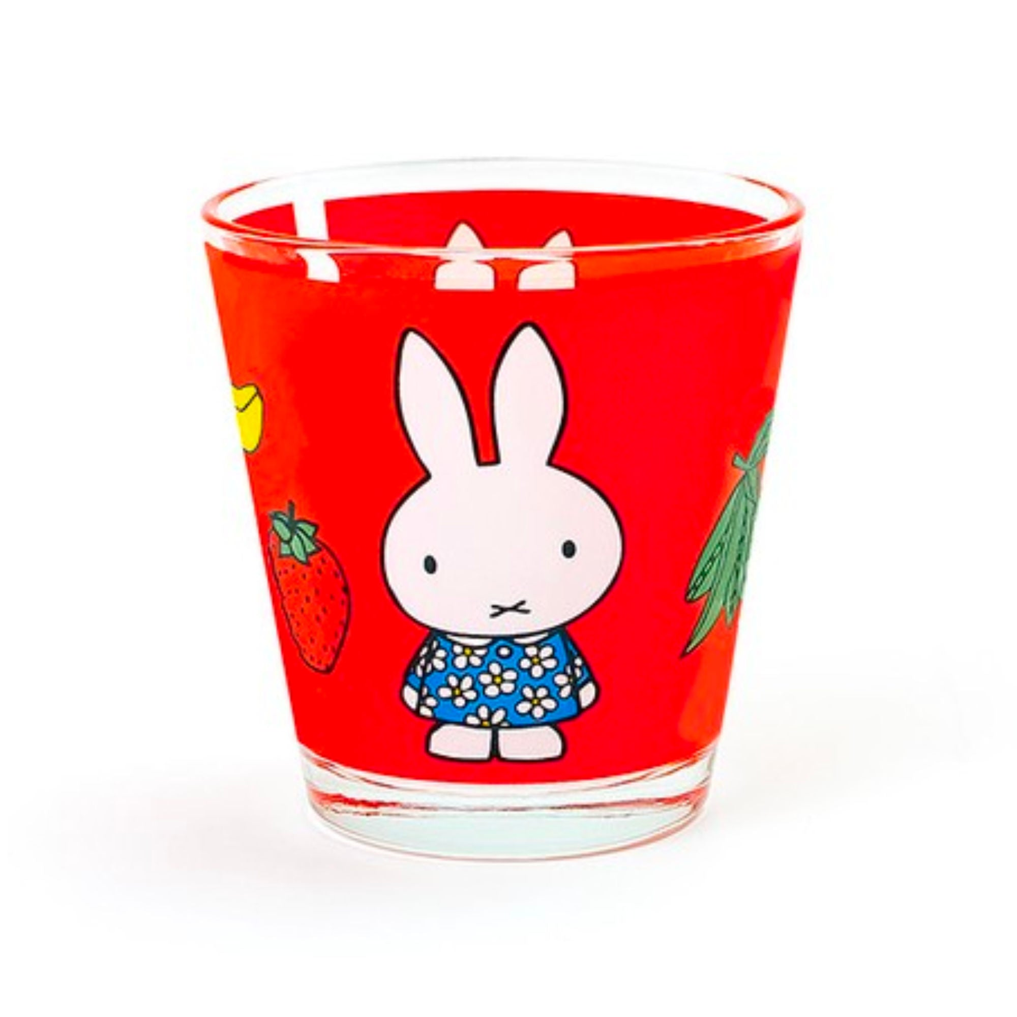 Dick Bruna x Space Joy Miffy Drinking Glass 250ml , Delicious