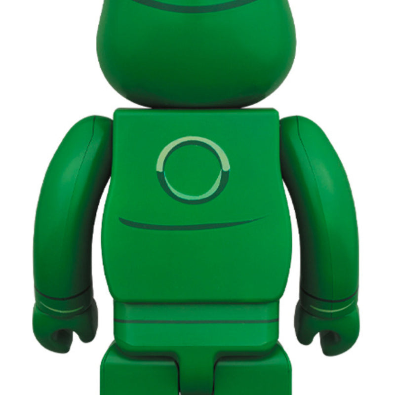 "BE@RBRICK Toy Story ""Green Army Men"" 100% & 400%"