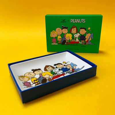 Peanuts Trinket Tray , Gang