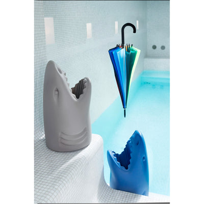 Qeeboo Killer Umbrella Stand , Blue