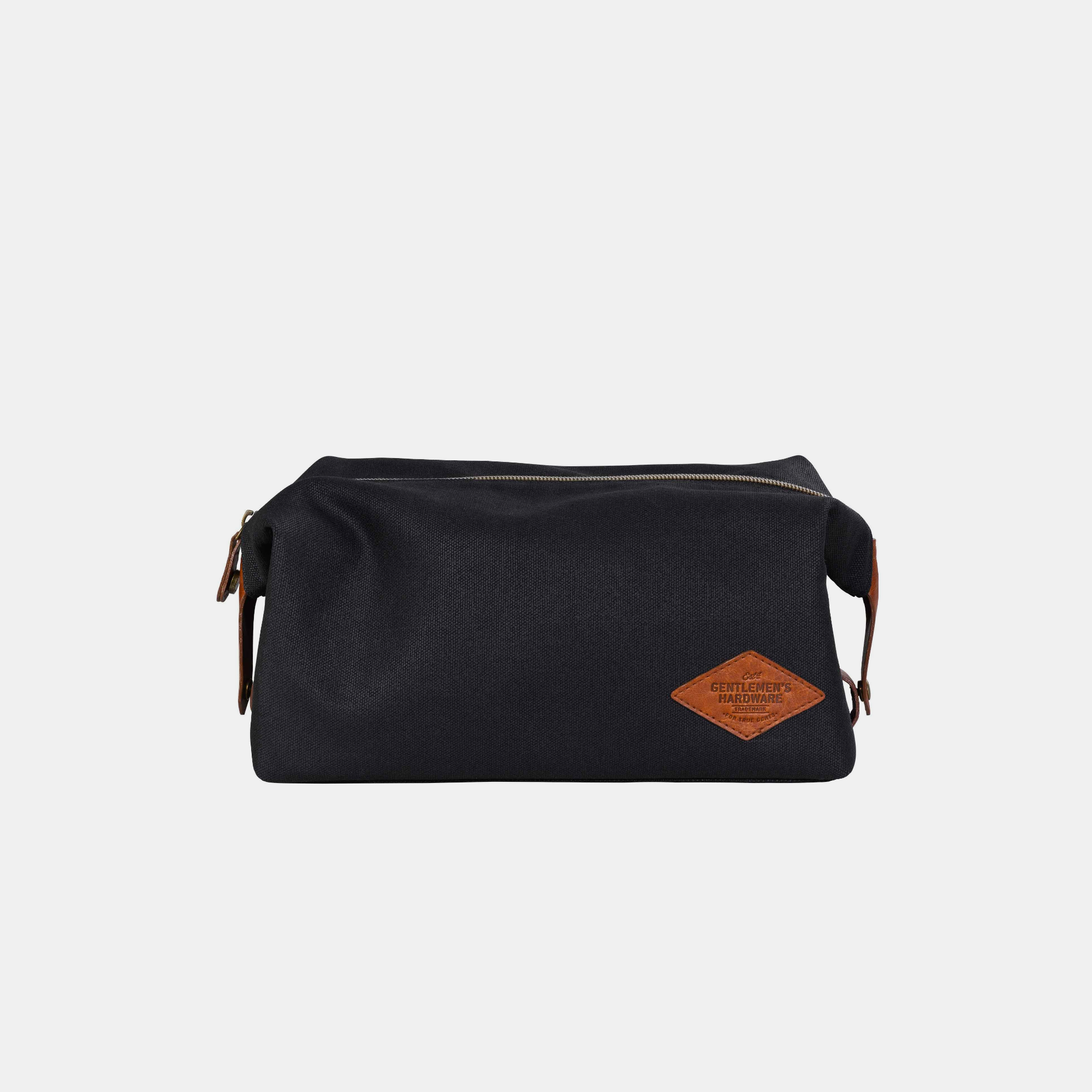 Gentlemen's Hardware Waxed wanvas wash bag