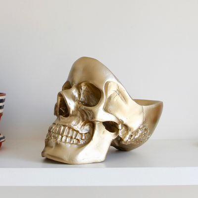 Suck UK Skull Tidy Desktop Organiser