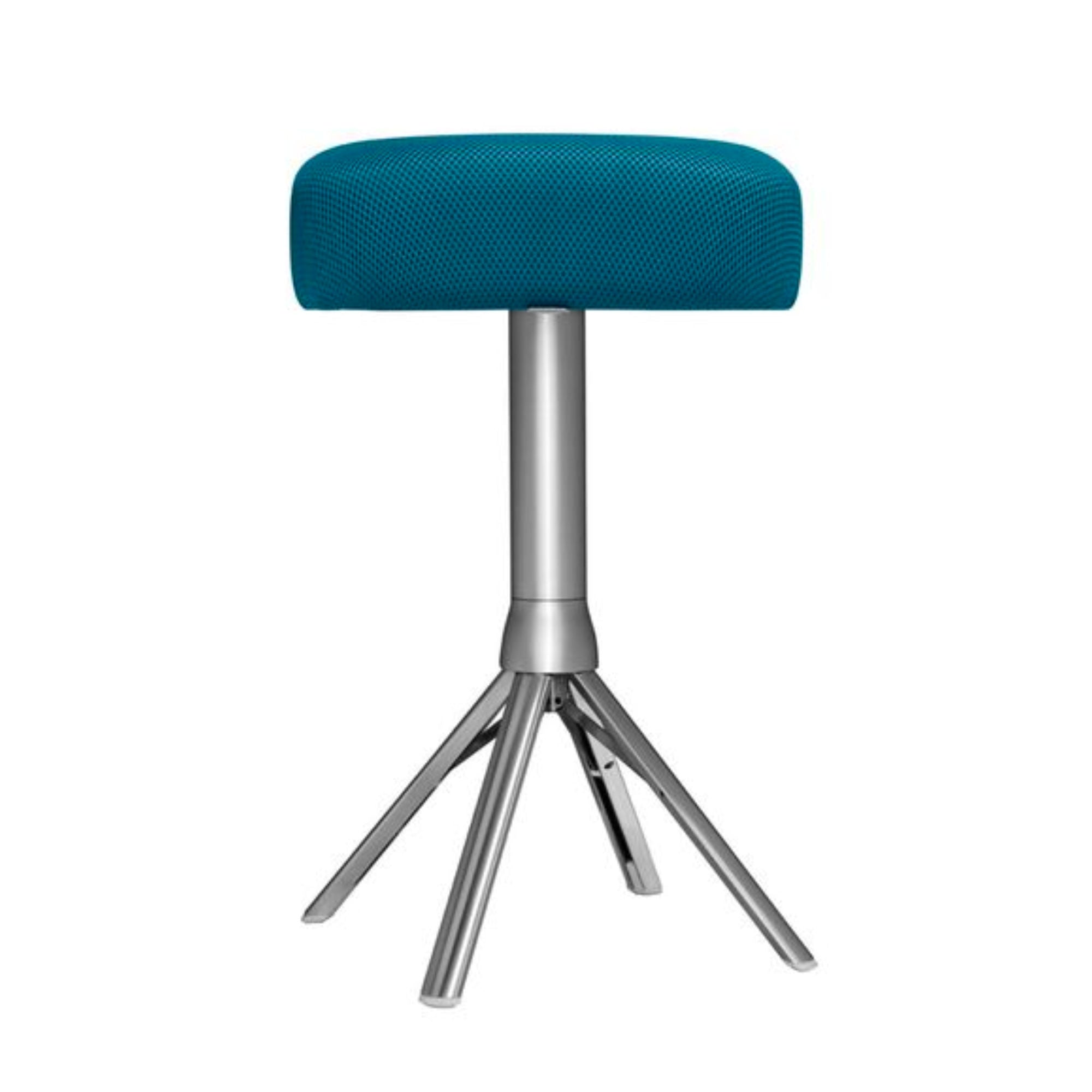 Montana Guest Chair , Aqua Blue