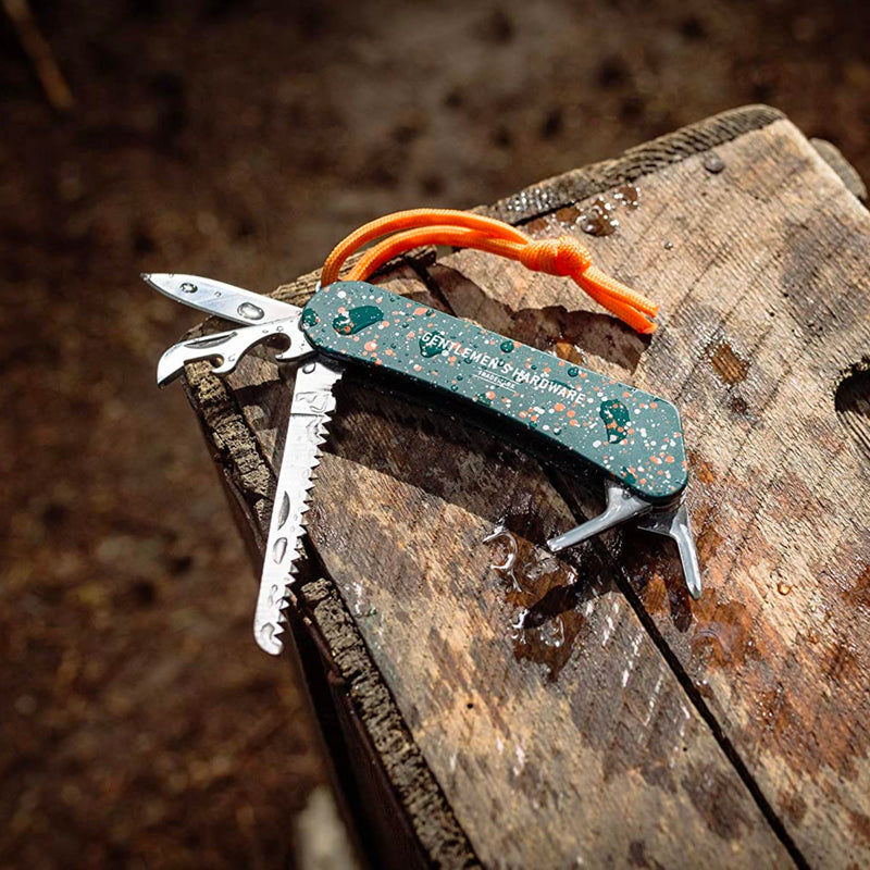 Gentlemen's Hardware 9-in-1 Wilderness Multi Tool