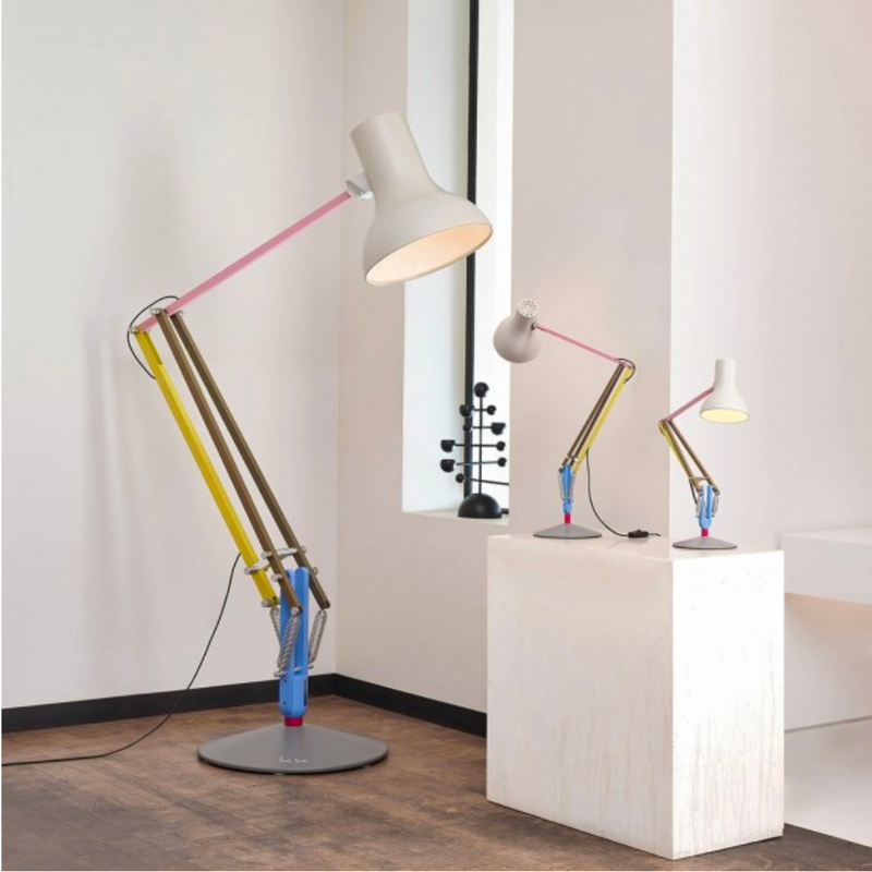 Anglepoise Type 75 Giant floor lamp, Paul Smith edition