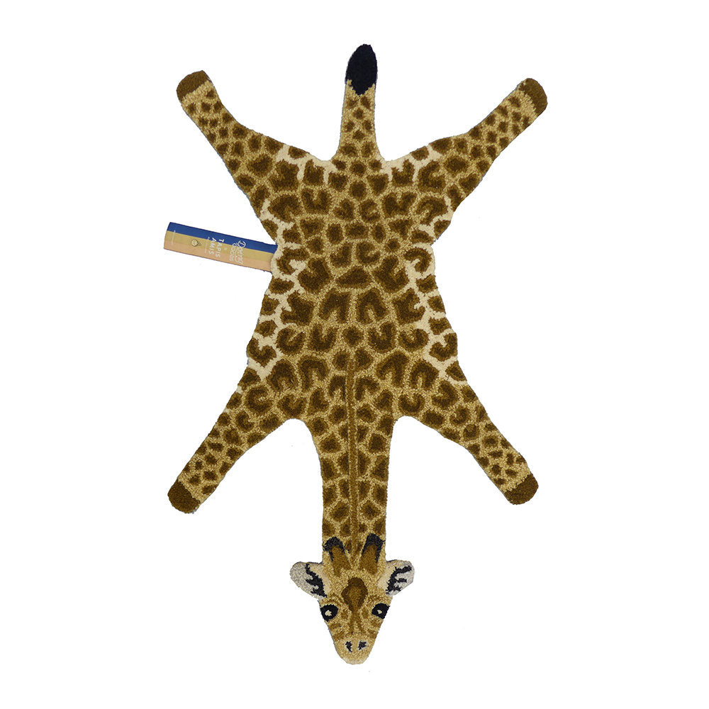 Doing Goods Giraffe Rug 118x68cm