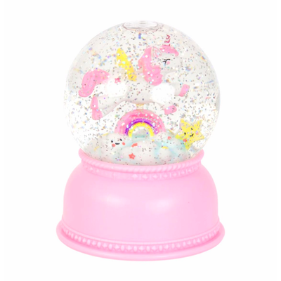 A Lovely Little Company Snow Globe Light