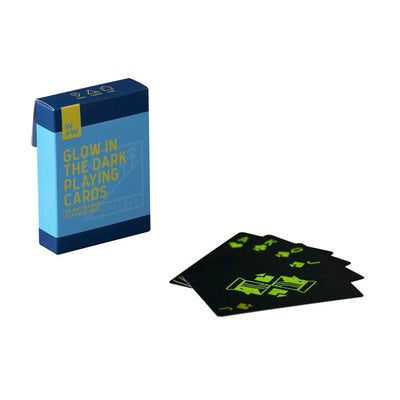 W+W Glow in the DArk Playing Cards