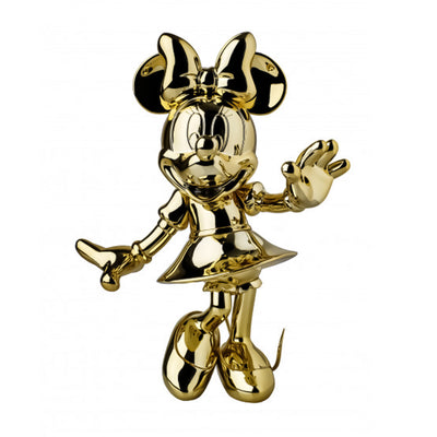 Minnie Welcome Chromed 60cm
