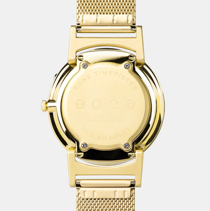 Eone Bradley Mesh Watch Gold
