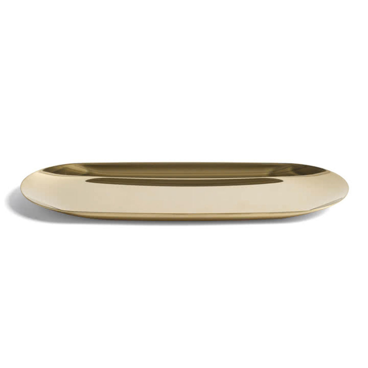 Hay coin tray, gold